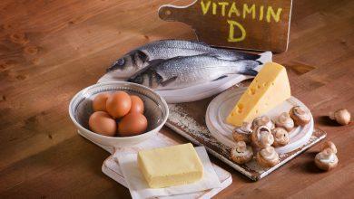 מזונות עשירים בויטמין D