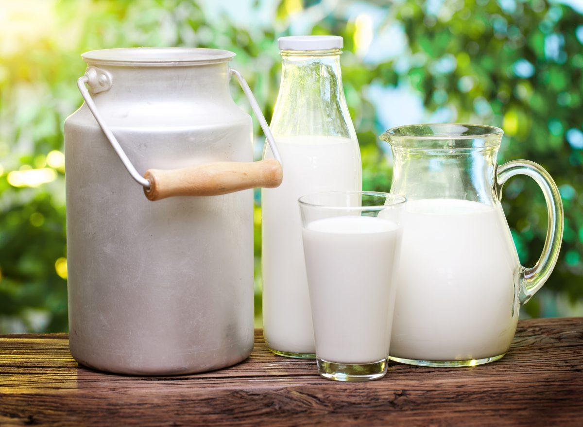 כוסות חלב