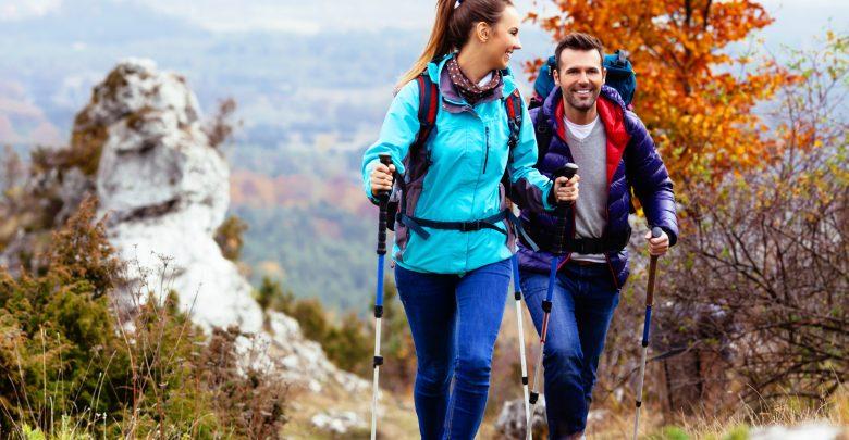 טיול בחיק הטבע כפעילות גופנית מהנה